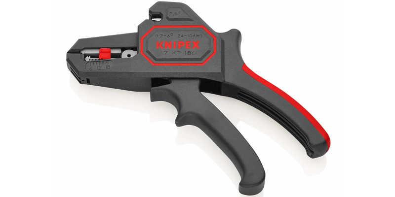Alicates pelacables profesional Knipex pelador de cables alicate tenaza precio precios comprar barato baratos universales universal profesional profesionales automático automáticos