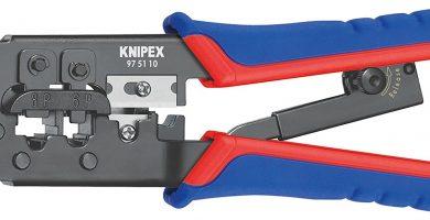 Crimpadora Rj45 Knipex
